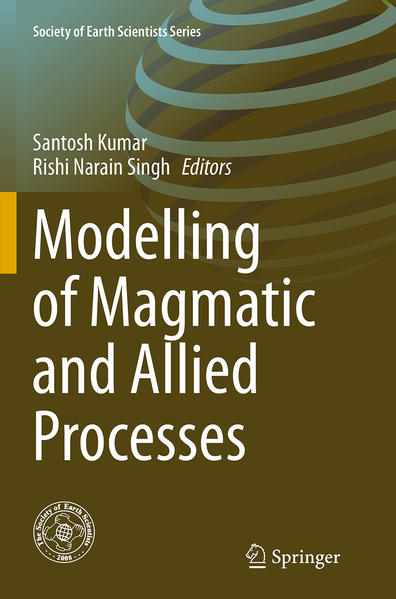Modelling of Magmatic and Allied Processes - Coverbild
