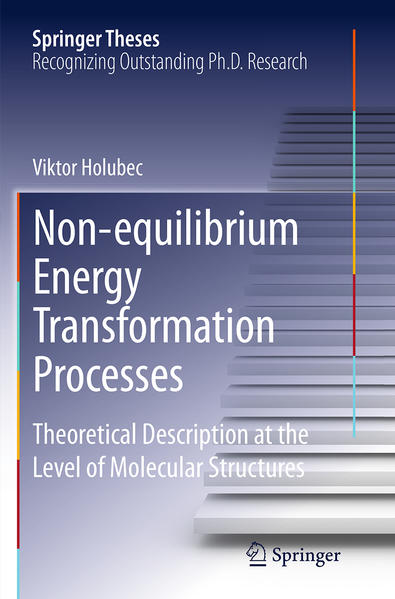 Non-equilibrium Energy Transformation Processes - Coverbild