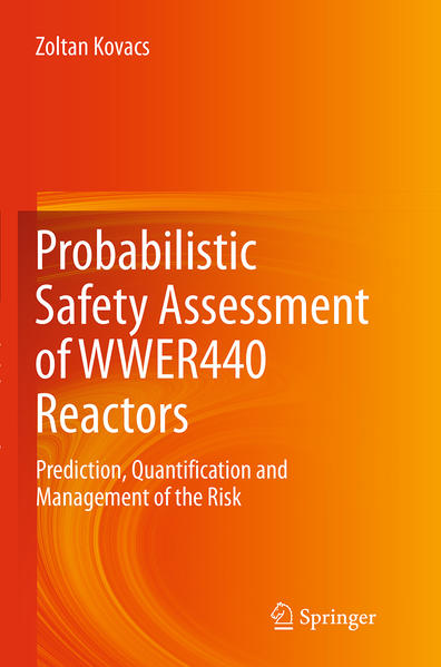 Probabilistic Safety Assessment of WWER440 Reactors - Coverbild