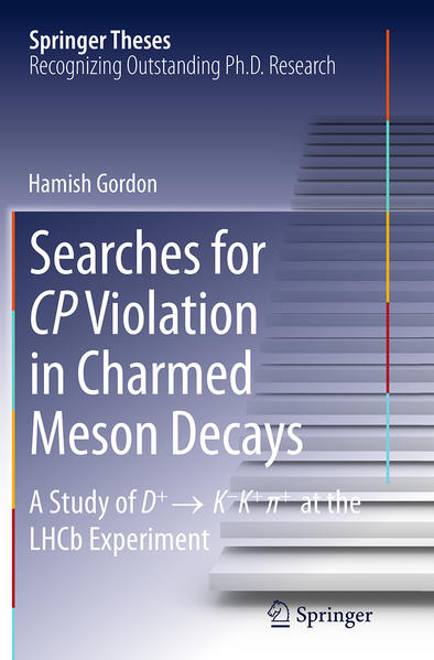 Searches for CP Violation in Charmed Meson Decays - Coverbild