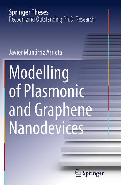 Modelling of Plasmonic and Graphene Nanodevices - Coverbild