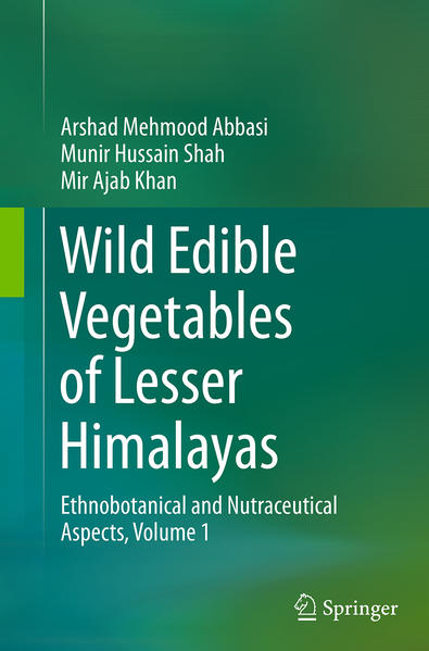 Wild Edible Vegetables of Lesser Himalayas - Coverbild