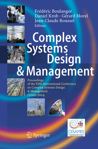 Complex Systems Design & Management - Coverbild
