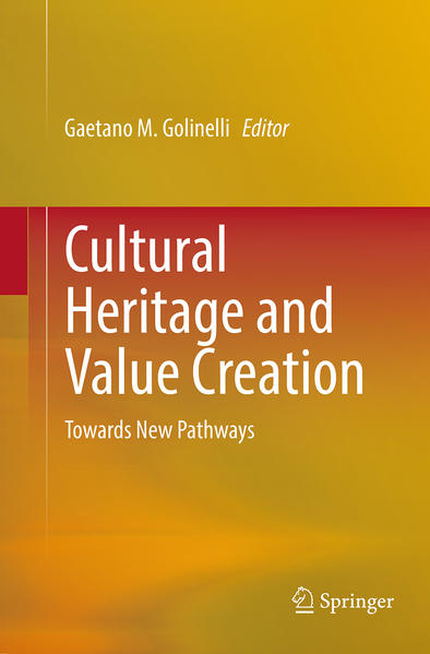 Cultural Heritage and Value Creation - Coverbild