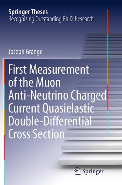 First Measurement of the Muon Anti-Neutrino Charged Current Quasielastic Double-Differential Cross Section - Coverbild