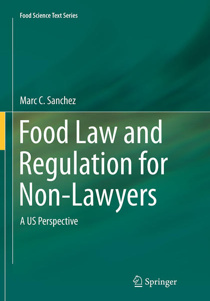 Food Law and Regulation for Non-Lawyers - Coverbild