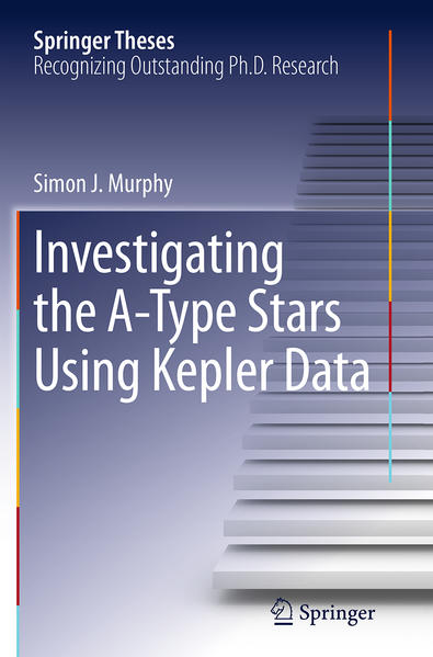 Investigating the A-Type Stars Using Kepler Data - Coverbild