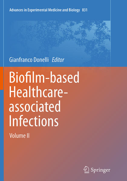 Biofilm-based Healthcare-associated Infections - Coverbild