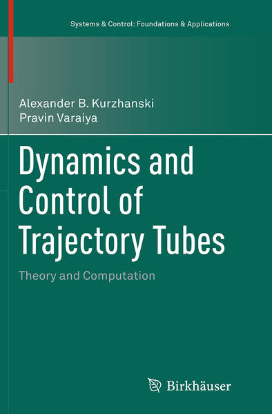 Dynamics and Control of Trajectory Tubes - Coverbild