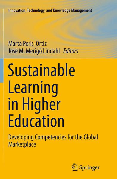 Sustainable Learning in Higher Education - Coverbild
