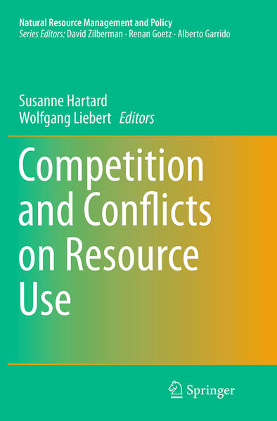 Competition and Conflicts on Resource Use - Coverbild