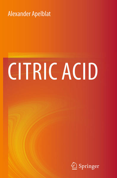 Citric Acid - Coverbild