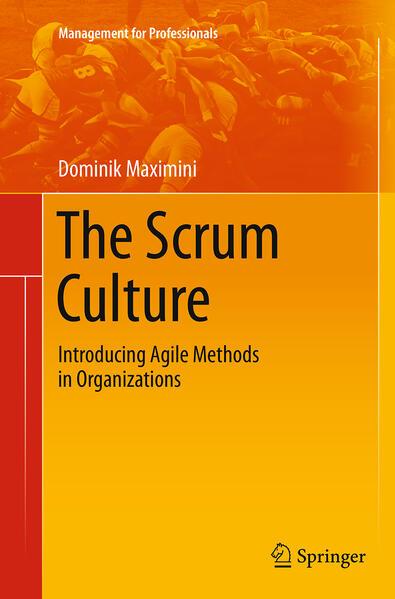 The Scrum Culture - Coverbild