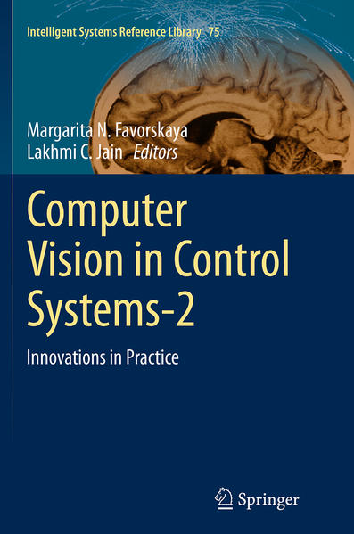 Computer Vision in Control Systems-2 - Coverbild