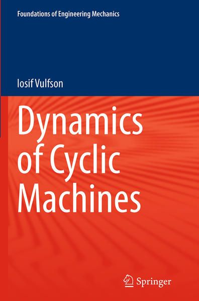 Dynamics of Cyclic Machines - Coverbild