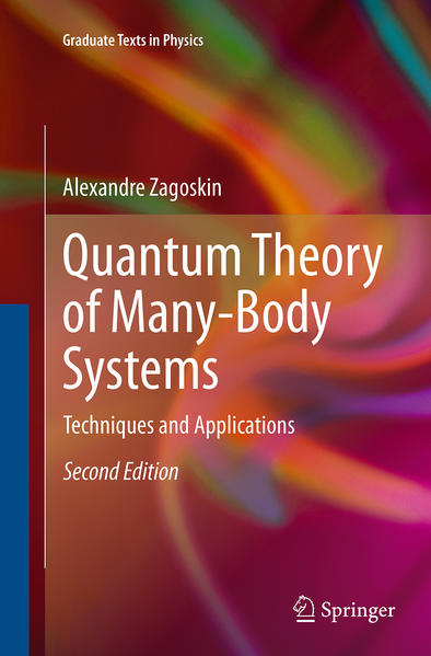 Quantum Theory of Many-Body Systems - Coverbild