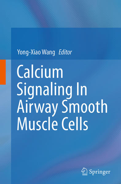 Calcium Signaling In Airway Smooth Muscle Cells - Coverbild