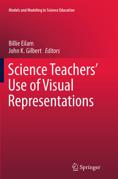 Science Teachers' Use of Visual Representations - Coverbild