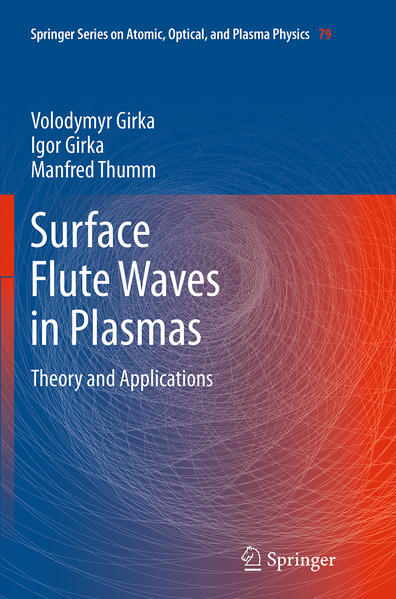 Surface Flute Waves in Plasmas - Coverbild