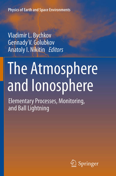 The Atmosphere and Ionosphere - Coverbild