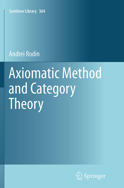 Axiomatic Method and Category Theory - Coverbild