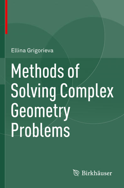 Methods of Solving Complex Geometry Problems - Coverbild