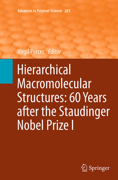 Hierarchical Macromolecular Structures: 60 Years after the Staudinger Nobel Prize I - Coverbild