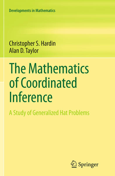 The Mathematics of Coordinated Inference - Coverbild