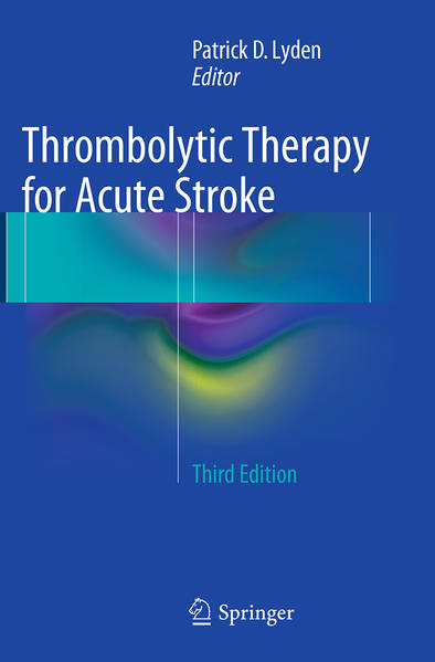 Thrombolytic Therapy for Acute Stroke - Coverbild