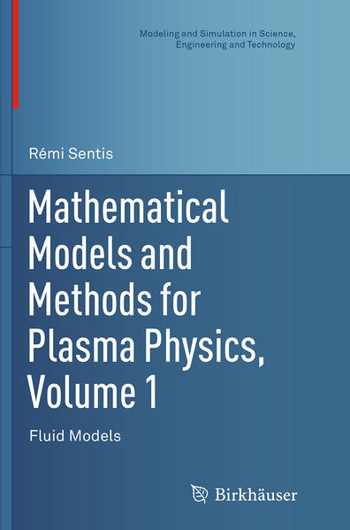 Mathematical Models and Methods for Plasma Physics, Volume 1 - Coverbild