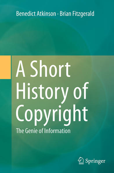 A Short History of Copyright - Coverbild