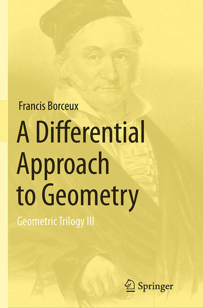 A Differential Approach to Geometry - Coverbild