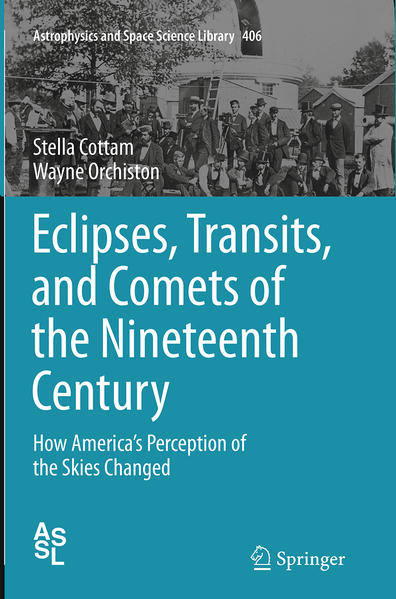 Eclipses, Transits, and Comets of the Nineteenth Century - Coverbild
