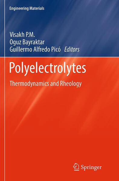 Polyelectrolytes - Coverbild