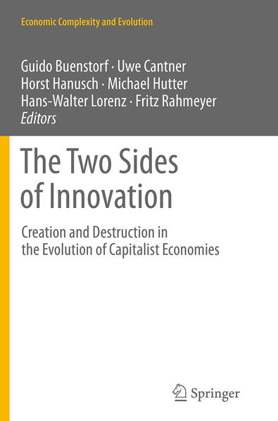The Two Sides of Innovation - Coverbild