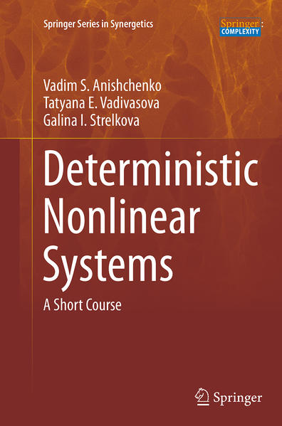 Deterministic Nonlinear Systems - Coverbild