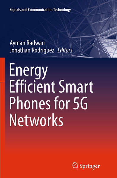 Energy Efficient Smart Phones for 5G Networks - Coverbild