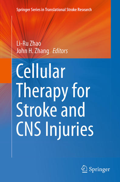 Cellular Therapy for Stroke and CNS Injuries - Coverbild