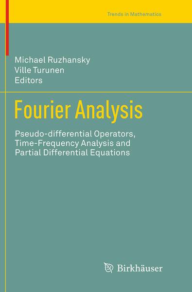 Fourier Analysis - Coverbild