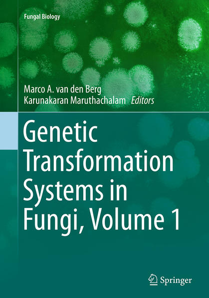 Genetic Transformation Systems in Fungi, Volume 1 - Coverbild