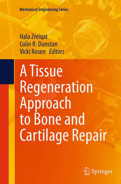 A Tissue Regeneration Approach to Bone and Cartilage Repair - Coverbild
