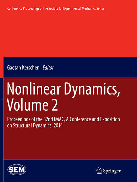 Nonlinear Dynamics, Volume 2 - Coverbild