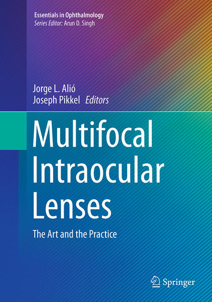 Multifocal Intraocular Lenses - Coverbild