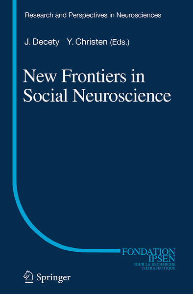 New Frontiers in Social Neuroscience - Coverbild