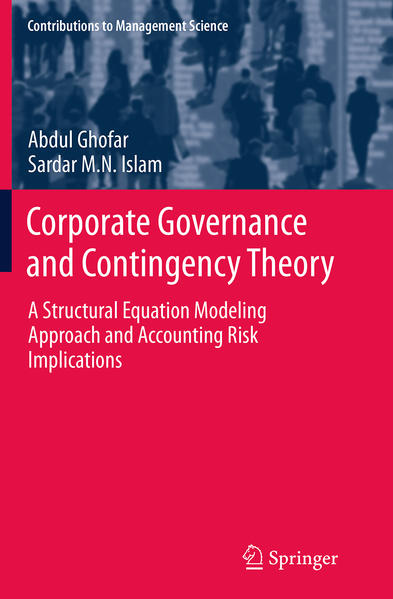 Corporate Governance and Contingency Theory - Coverbild