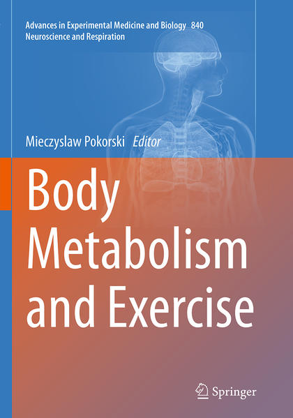 Body Metabolism and Exercise - Coverbild