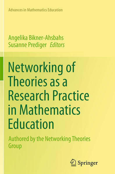 Networking of Theories as a Research Practice in Mathematics Education - Coverbild