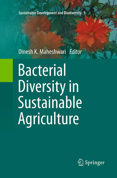 Bacterial Diversity in Sustainable Agriculture - Coverbild