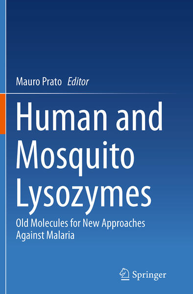 Human and Mosquito Lysozymes - Coverbild