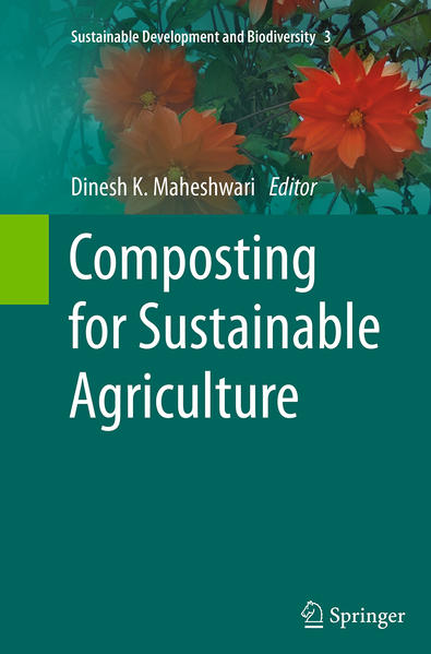 Composting for Sustainable Agriculture - Coverbild